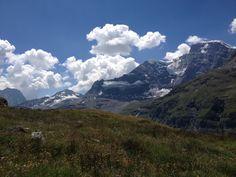 Haute route Chamonix - Zermatt juillet 2015