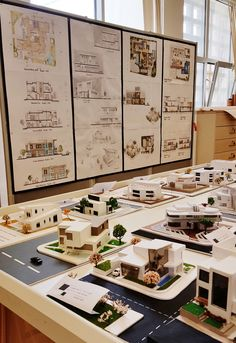 Model, Drawing, 2nd year of Architecture Department / University of Sulaimani