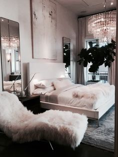 White Bedding in a bagYou can find Luxurious bedrooms and more on our website.White Bedding in a bag Room Ideas Bedroom, Home Bedroom, Classy Bedroom Ideas, Bedroom Simple, Bedroom Interiors, Master Bedrooms, Bed Room, Master Suite, Aesthetic Rooms