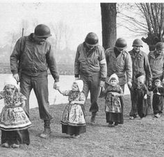 Liberation. 5 mei Holland