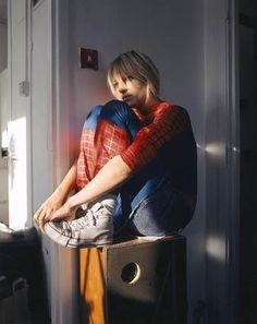 Sia Furler. Her music speaks of so many unspoken truths of so many of our hidden shames.