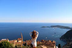 Life of Boheme: Eze Village, au sommet de la Méditerranée