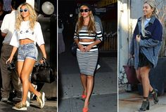 Beyonce Does Yonce ever look anything short of flawless? Nope. Bow down. (We're done.)   Read more: 9 Celebrities With Killer Personal Style - Slideshow | Fashion | PureWow National