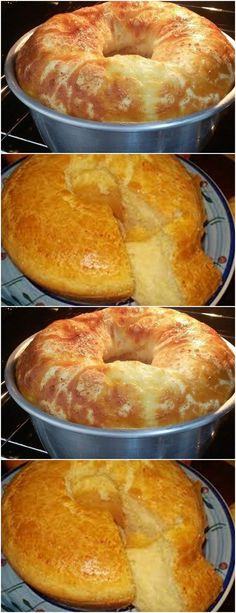 Japanese Cheesecake, Cheesecake Cake, Bread Rolls, Other Recipes, Delish, Deserts, Brunch, Food And Drink, Cooking Recipes