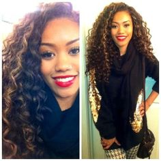 #AFRICAN AMERICAN WOMEN #HAIR.......CHECK OUT MORE ON DAILY BLACK BEAUTY EXCLUSIVES ON FACEBOOK!!!