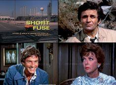 Vagebond's Columbo Screenshots: Columbo Screenshots episode index Columbo Episodes, Mystery Show, Short Fuse, Peter Falk, Dead Man, 1970s, Pilot, Pilots, Remote