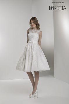 Collezione 2017 | Vestito da sposa corto