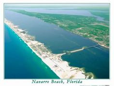 Spent time here on Navarre Beach, FL almost every summer as a child/teen