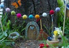 Magical Beautiful Fairy Garden Ideas 280