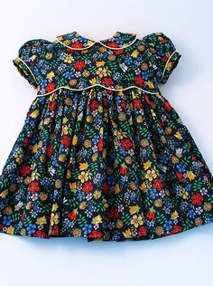 b596483c243d Liberty Edenham Dress Little Girl Dresses