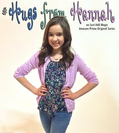 Amazon Prime Original Series, Aubrey Miller, Just Add Magic, Nickelodeon Girls, The Originals, Celebrities, English, Actresses, Actors