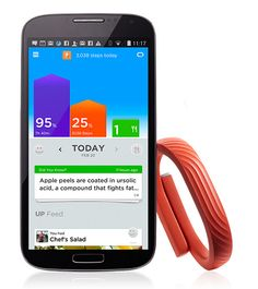 Jawbone UP24 app for Android - we love this fitness band and now Android lovers can too.
