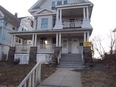 43 ELMWOOD AVE (Waterbury, CT 06710) - $30,600: 3 family rehab property ready for renovation. great investment property!! being sold in as is condition. - Farmingbury Real Estate Inc Investment Property For Sale, Investing, Real Estate, Mansions, House Styles, Building, Home Decor, Mansion Houses, Room Decor