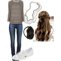comfy, created by lisamarie0120 on Polyvore