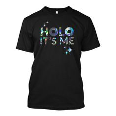 Holosexual Limited Edition Ladies Shirt ($24) ❤ liked on Polyvore featuring tops, hologram shirt, shirt tops, holographic top and holographic shirt