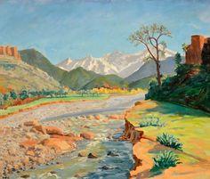 winston churchill's paintings - Google Search
