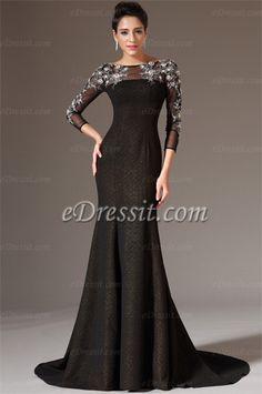 Nouvelle robe de soirée pour lhiver 【eDressit Nouveaté 2014 robe de soirée mise