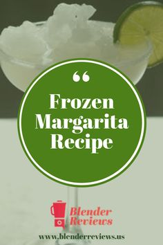 Quick and easy margarita recipes. Blending delicious frozen margarita drinks for everyone to enjoy. # BlenderRecipes It's time to make a frozen margarita recipe that pulverizes ice so smooth, it just melts in your mouth. Margarita Blender, Margarita Drink, Ninja Blender Recipes, Vitamix Recipes, Canning Recipes, Margarita Recipe For A Crowd, Margarita Recipes, Frozen Margaritas, Blended Drinks