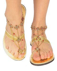 Exotic Sandals