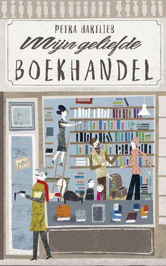 46/52 Mijn geliefde boekhandel; Een positief en aanstekelijk verhaal over de liefde voor boeken, auteurs en literatuur.