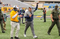 WVU's Neal Brown Bets Big on Buckeye State with Five New Signees from Ohio | WV Sports Now