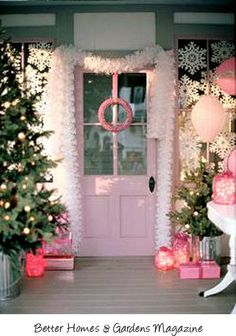 226 Best Christmas ~ Dreaming Of A Pink Christmas! Images On Pinterest | Christmas  Ornaments, Christmas Things And Vintage Christmas