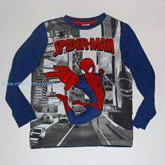 SPIDERMAN bavl.triko