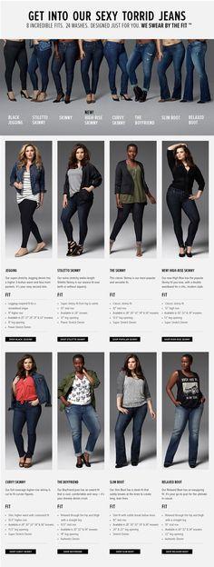 Plus Size Jeans & Denim for Women, Sexy & Trendy | Torrid