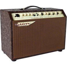Ashdown Woodsman Jumbo 65W 2x8 Acoustic Guitar Combo Amp with Reverb