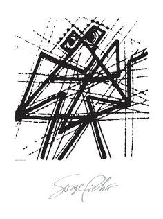 Serge Pichii | Drawings: Ants I