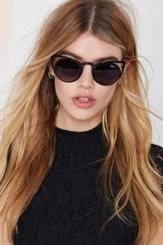 2983d885d913e Quay Invader Shades - Black