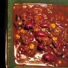 Veganistische chili