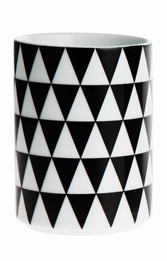 From Danish brand, Ferm Living, the Geometry Cup is a stylish place to keep your coffee or tea warm.