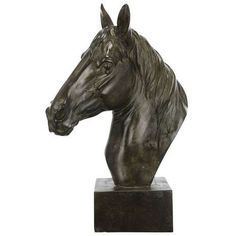Dorma Horses Head Ornament