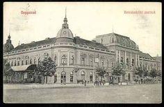 El palacio del Comercio