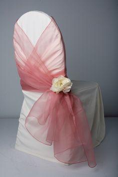 sillas tiffany con lazo para boda - Buscar con Google