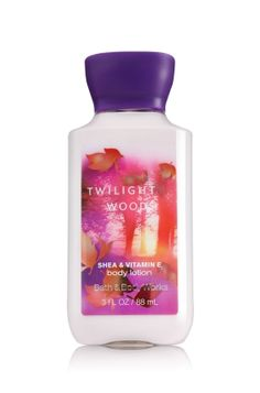 Twilight Woods Travel Size Body Lotion - Signature Collection - Bath & Body Works $5.00