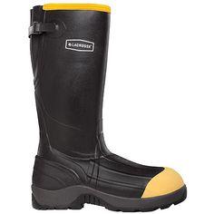 426050 Lacrosse Men's Alpha Safety Boots - Black