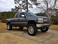 2000 Chevy Silverado Lifted | 2000 Chevrolet Silverado $13,000 Possible Trade - 100559621 | Custom ...