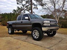 2000 Chevy Silverado Lifted | 2000 Chevrolet Silverado $13,000 Possible Trade - 100559621 | Custom ...