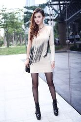 Etta Dress- Asianoutfitters