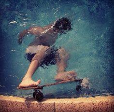 (Skate pool) longboards, skateboards, skating, skate, skateboarding, sk8, #longboarding #skating
