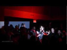 John Legend live at W Montreal