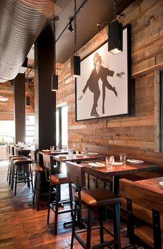 Kaper Design; Restaurant & Hospitality Design: Barcelona Atlanta