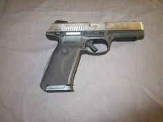 Ruger SR45 Automatic .45 - ONLINE ONLY AUCTION - Ending Tuesday, November 11, 2014 @ 6PM Central - Prairie Farm, WI.