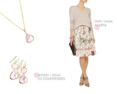 53 Countesses: THE DRESSING ROOM: rosa de otoño ♥ autumn's pink