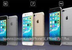 Martin Hajek publica nuevos conceptos de iPhone SE, iPhone 7 y 7s (iPhone Pro)
