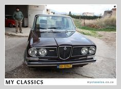Classic Car For Sale: 1973 Lancia 2000 Iniezione (€10500)