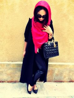 Tehran street fashion - tehran times Very important to know our Stylish Persian Sisters - Love It!!