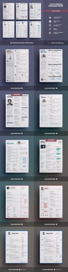 Pin by The Resume Creator on Infographic Resumes \/ CV Templates - infographic resume creator